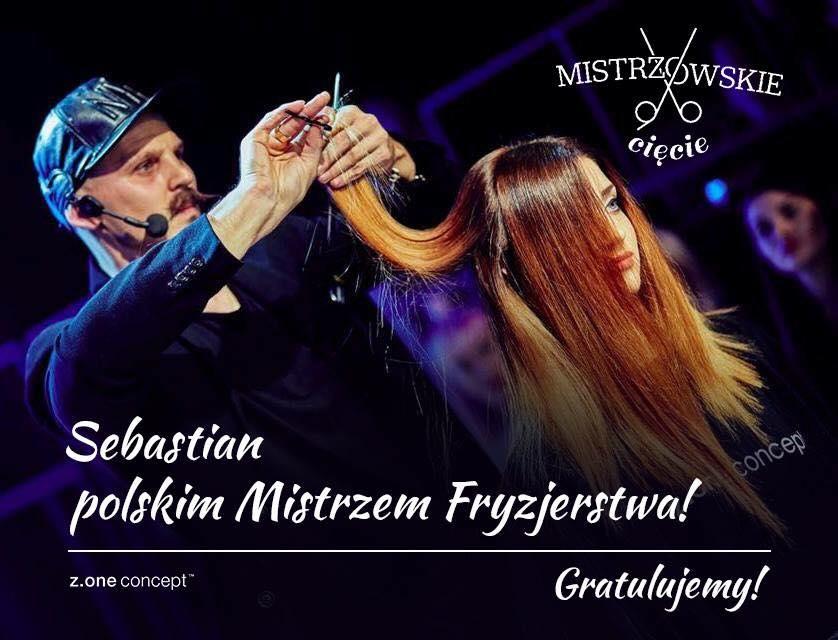 Sebastian Polskim Mistrzem Cięcia